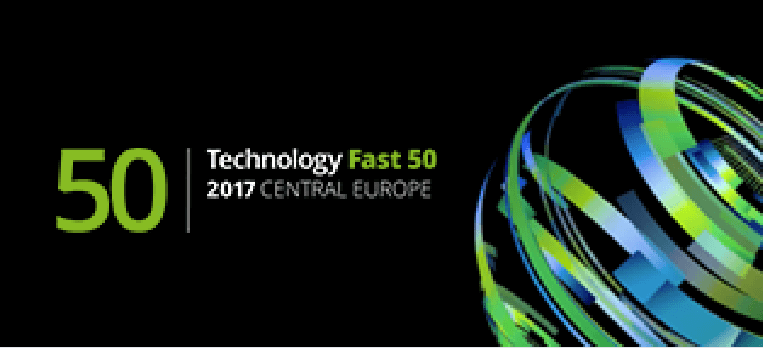 We´ve been recognised by Deloitte as one of the  50 fastest growing technological companies in CEE region in 2017